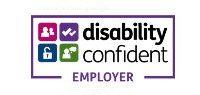 Logo Disability Confident Employer
