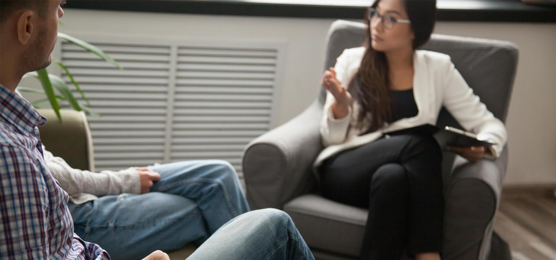 Family Mediation Session
